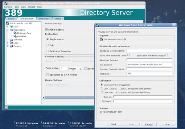 389 Directory Server » ADMIN-Magazin