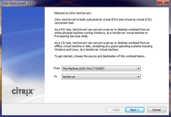Server Virtualisierung Mit Citrix Xenserver Admin Magazin