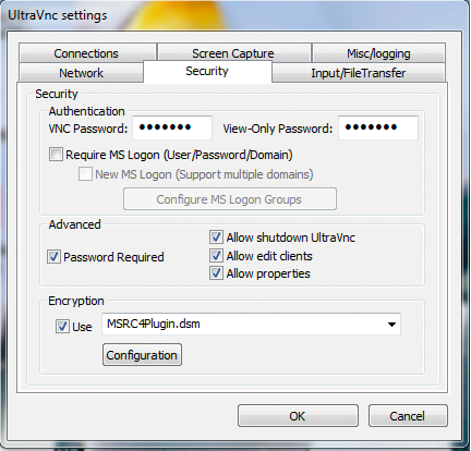 Remote Desktop mit Ultra VNC » ADMIN-Magazin