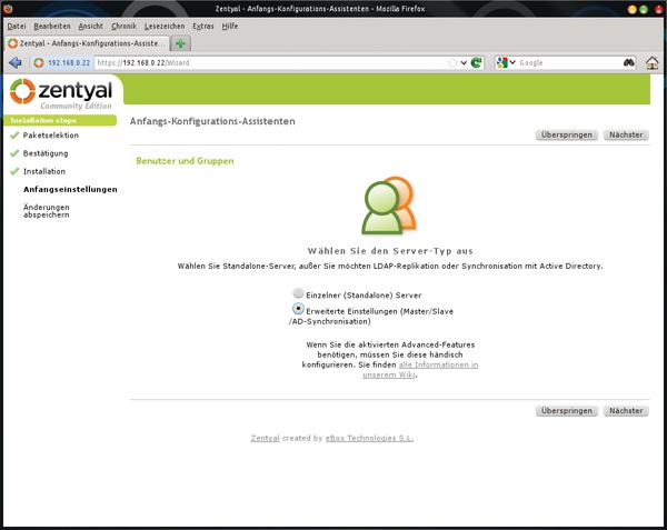 vergleich linux systeme